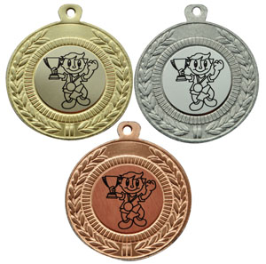 Sada medailí pro děti D1