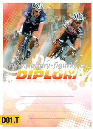 diplom D01.T cyklistika