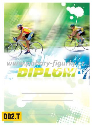 diplom D02.T cyklistika