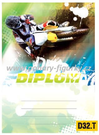 diplom D32.T motokros