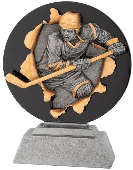 sportovní plaketa FG1101 - hokej