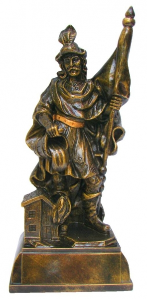 hasičská trofej Svatý Florián FG 8098