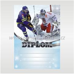 diplom D102 - hokej