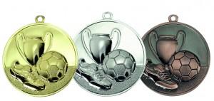 Medaile ME047 - fotbal
