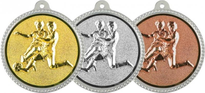 Medaile MA390 - fotbal