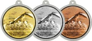 Medaile MA370 - plavání