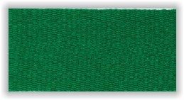 Stuha na medaile s karabinkou - zelená