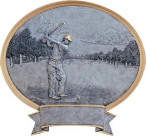 Plaketa golf FG54621