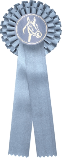 kokarda dvouřadá šedá
