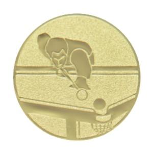 emblém kulečník pool 054