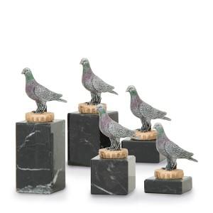 Sportovní trofej 2462 - holub