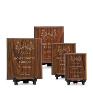 7223 - dřevěné plakety