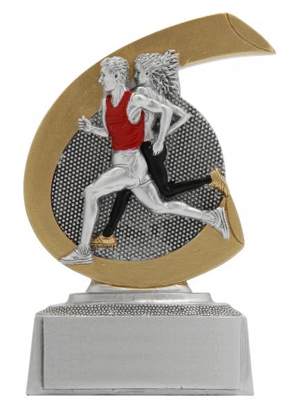 sportovní plaketa atletika běh FG257