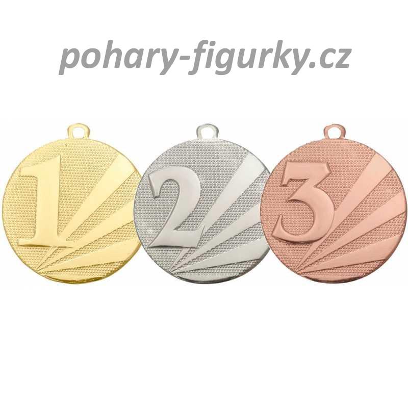 Sada Medailí MDC1122