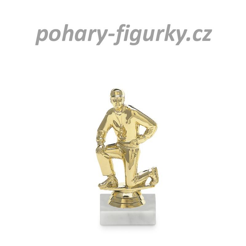 Figurka sportovní trenér 8536