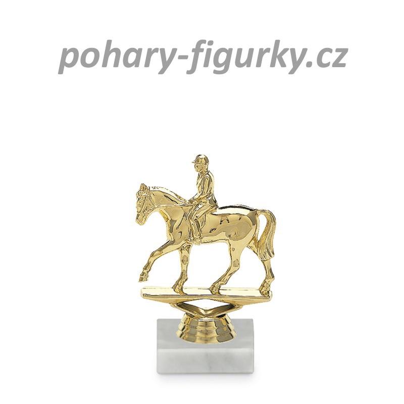 Figurka kůň jezdectví 8745