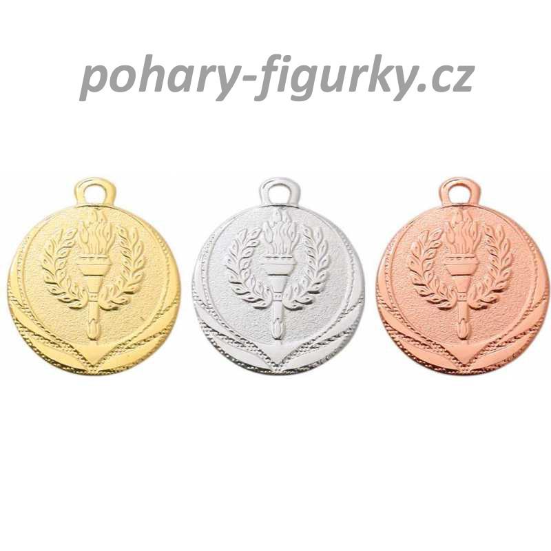 Medaile s pochodní ME87