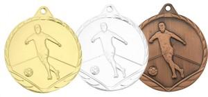 Fotbalová medaile ME023
